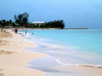 The Cayman Islands, the UK's tropical overseas territories