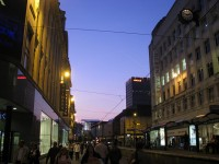 Manchester's shopping paradises