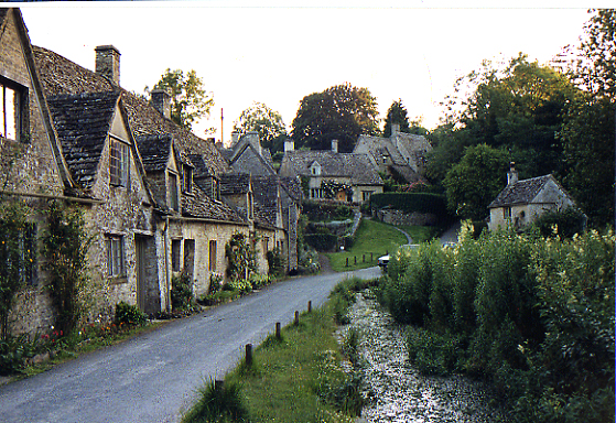 Cottages at Bibury