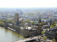 Visit the famous Palace of Westminster