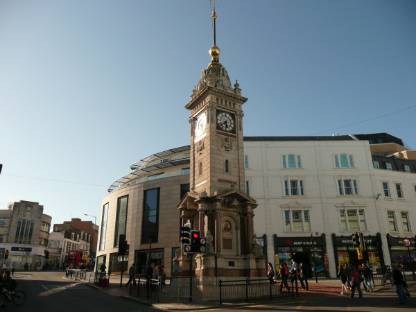 Brighton Clock Tower photosteve101/Flickr