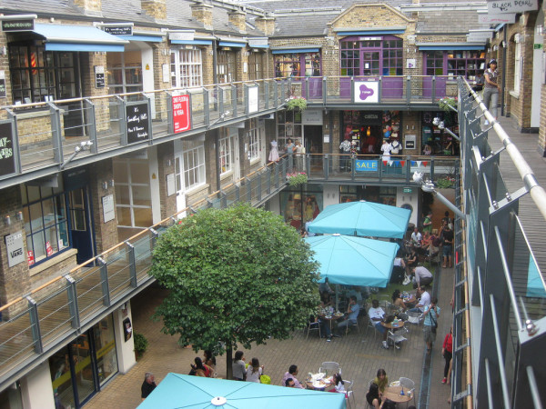 Kingly Court, London Matt From London/Flickr
