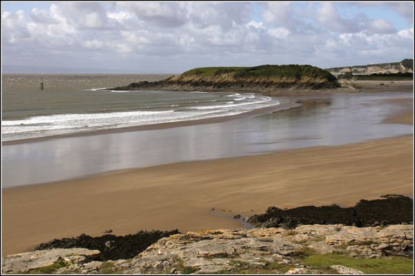 Beach view near Barry