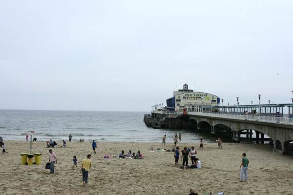 Bournemouth pier idleformat/Flickr