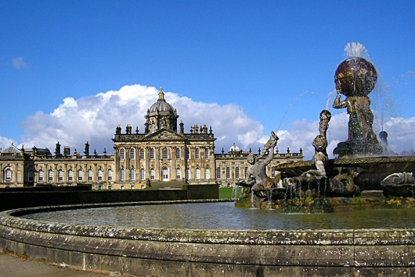 Castle Howard laszlo-photo/Flickr