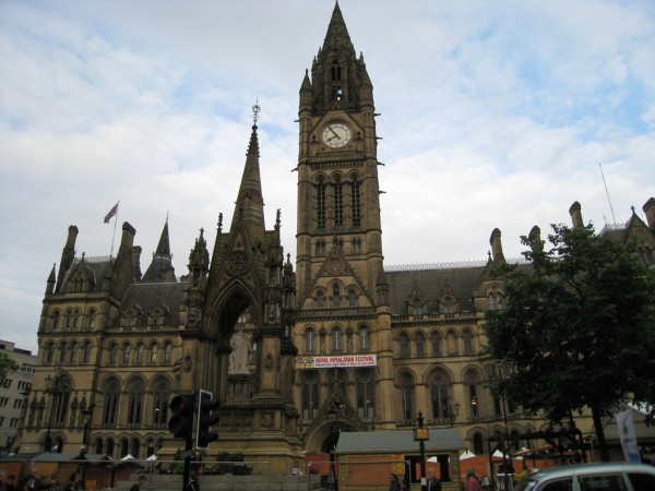 Manchester Town Hall Bernt Rostad/Flickr