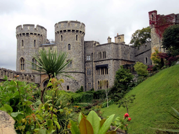 Windsor Castle David Stanley/Flickr