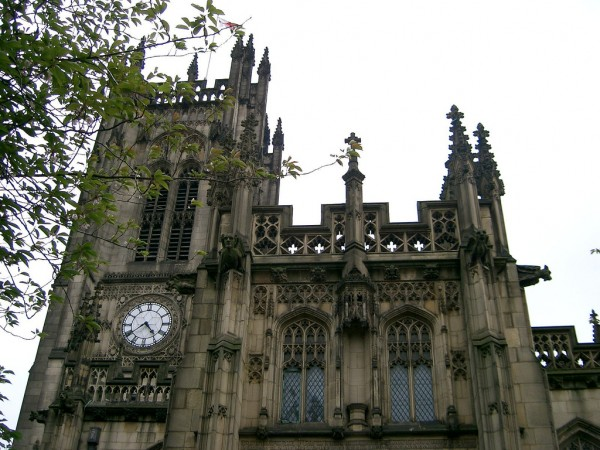 Manchester Cathedral edwin.11/Flickr