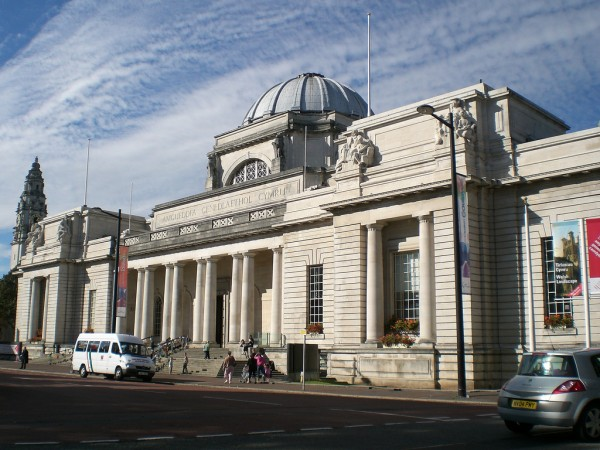 National Museum Cardiff juliagrossmann/Flickr