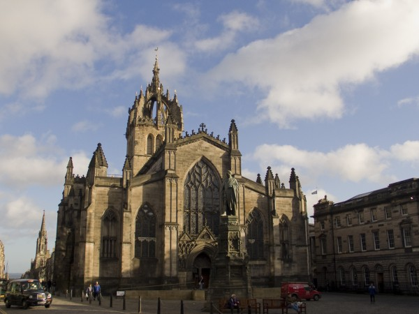 St Giles' Cathedral Rich B-S/Flickr