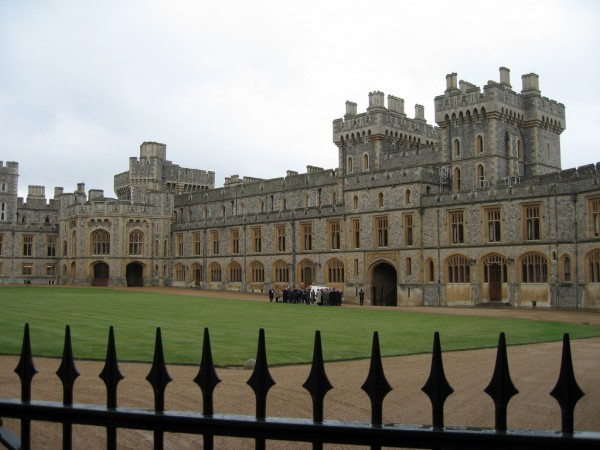 Windsor Castle pdbree/Flickr