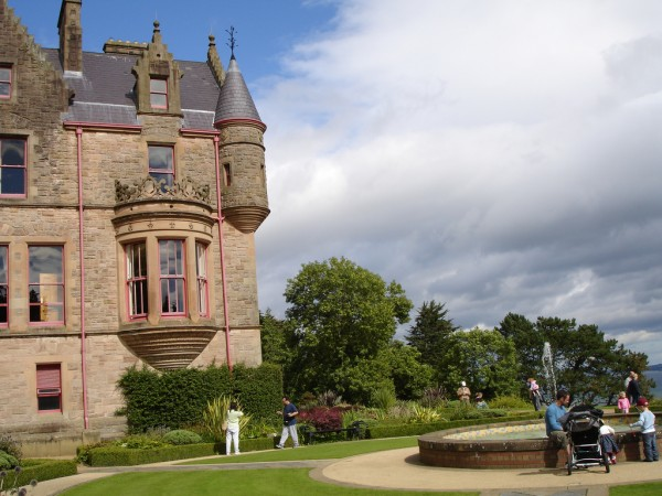 Belfast Castle lyng883/Flickr