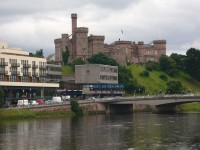 Inverness Castle Chris Robertshaw/Flickr