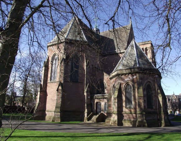 Inverness Cathedral conner395/Flickr