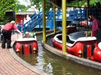 The Alton Towers theme park