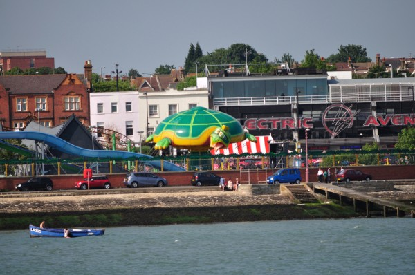 Adventure Island in Essex tombayly13/Flickr
