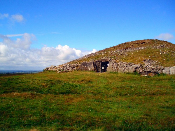 Loughcrew tomb