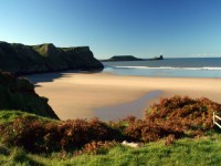 Top 10 beaches in Britain