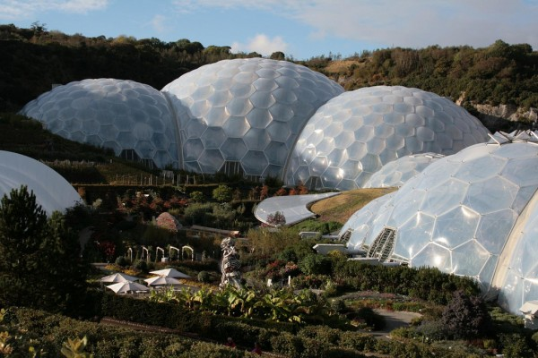 The Eden Project Karen Roe/Flickr