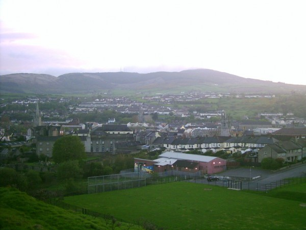 View over Newry Cmcgrath62/ookaboo