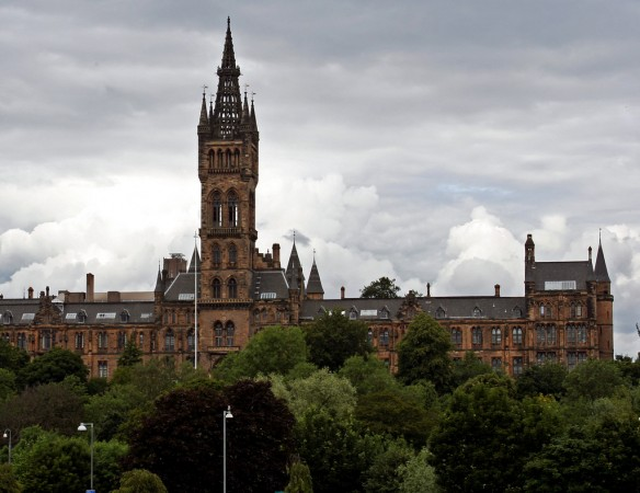 Glasgow University benkucinski/Flickr
