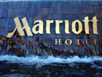 Marriot hotel logo