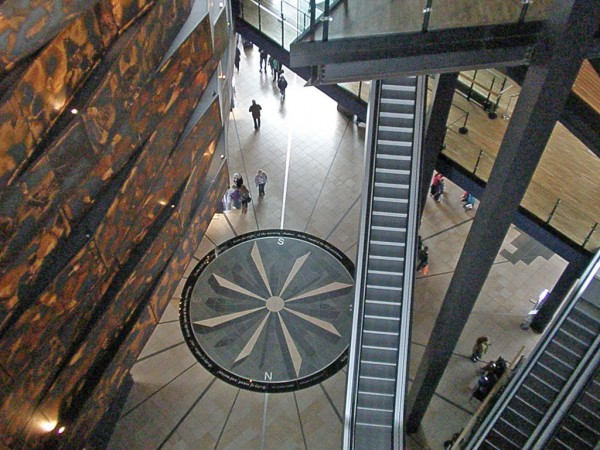 Titanic Belfast, interior part amandabhslater/Flickr