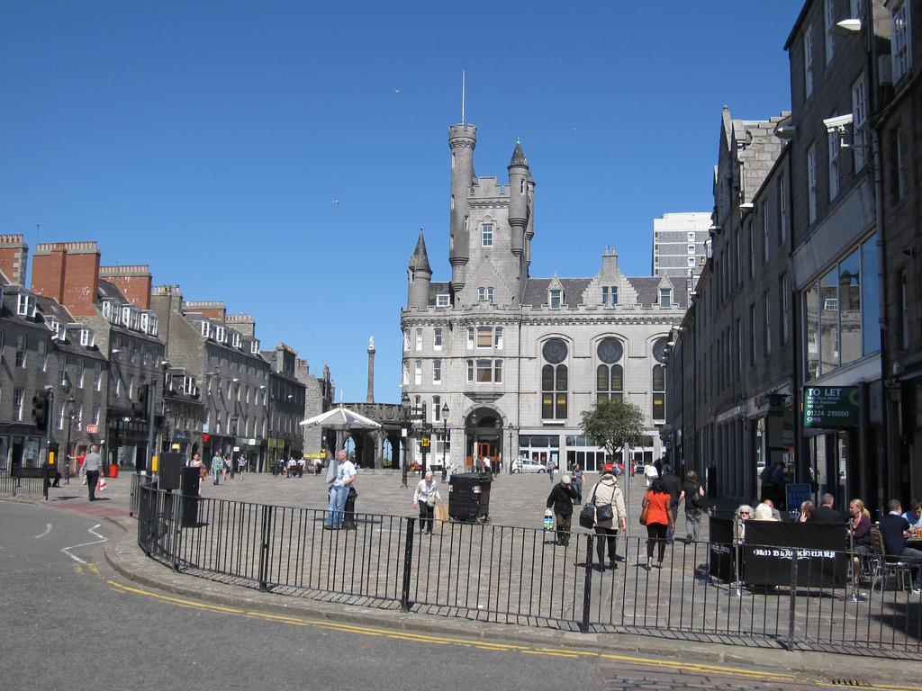 Aberdeen United Kingdom  city photos : Tourist guide to Aberdeen | United Kingdom Travel Guides