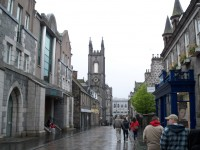 Tourist guide to Aberdeen
