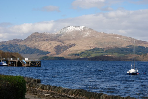 Loch Lomond gordon.milligan/Flickr