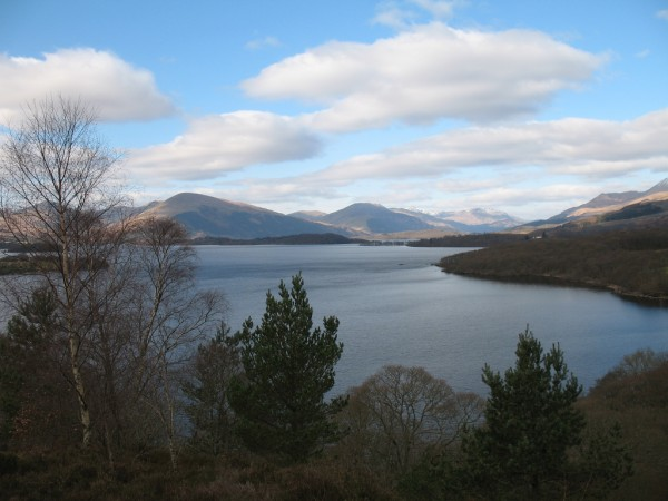 View over Loch Lomond scoobygirl/Flickr