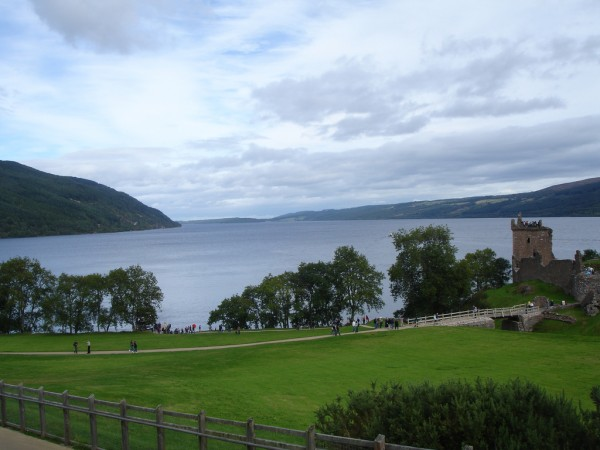 View over Loch Ness lyng883/Flickr