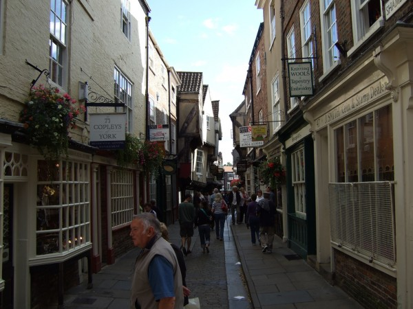 The Shambles in York fw190a8/Flickr