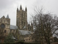 Canterbury Cathedral Matthew Black/Flickr
