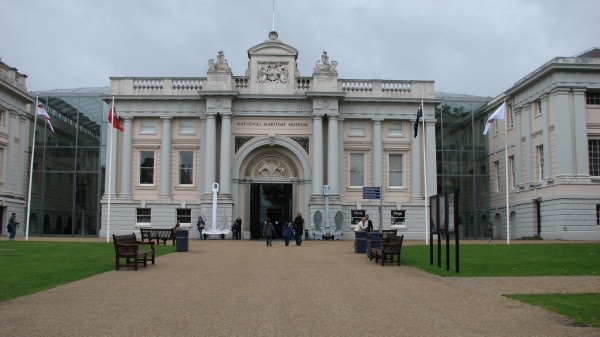 The National Maritime Museum in London