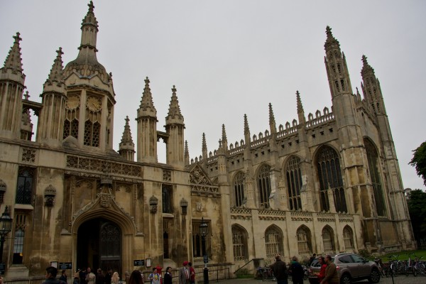 Cambridge mariosp/Flickr