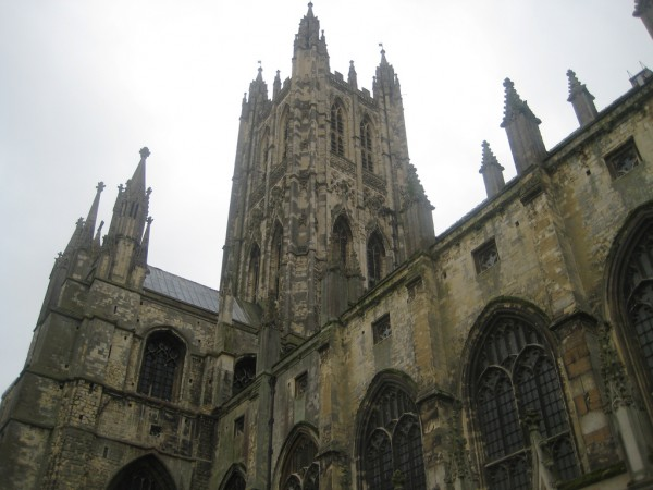 Canterbury Cathedral AndyRobertsPhotos/Flickr
