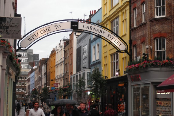 Carnaby Street HeyRocker/Flickr