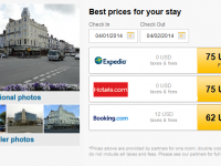 Beach hotel in Llandudno - Wales for $62