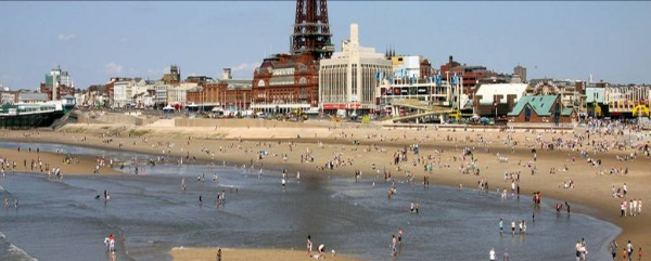 Blackpool beach Ingy The Wingy/Flickr