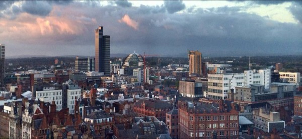 Manchester view stacey.cavanagh/Flickr