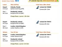 Florida to London airfares from $1,091 r/t
