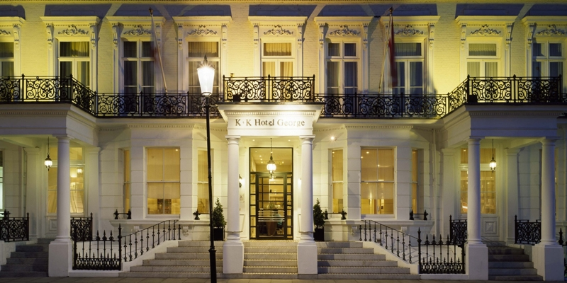 The Kensington Hotel Londra