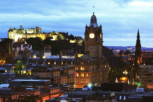 Boston to Edinburgh flight with British Airways for $882