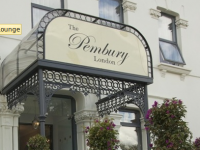 3 star Pembury Hotel in London for $82 a night