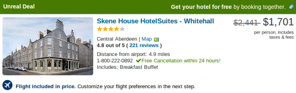 Vacation at Skene House HotelSuites - Whitehall