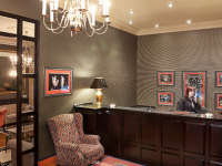 Skene House Hotel reception
