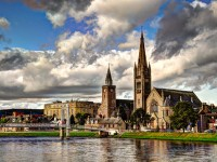 Boston to Inverness airfare deal for $668 r/t
