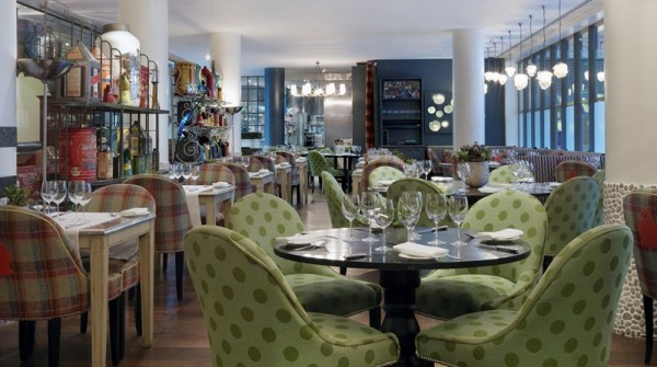 The Soho Hotel in London - luxury for $395 per night