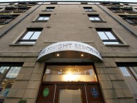 The Knight Residence luxury hotel in Edinburgh